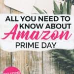 Amazon Prime Day - Pinterest graphic