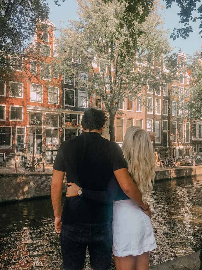 Couple's guide to Amsterdam