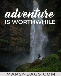 Adventure quotes for outdoor moments