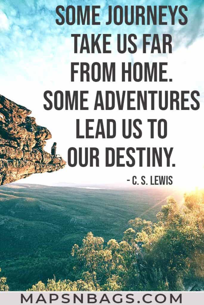 Famous Adventure Quotes