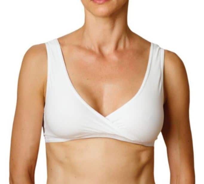 Quick-dry travel bra