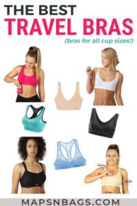 Travel bras pinterest graphic