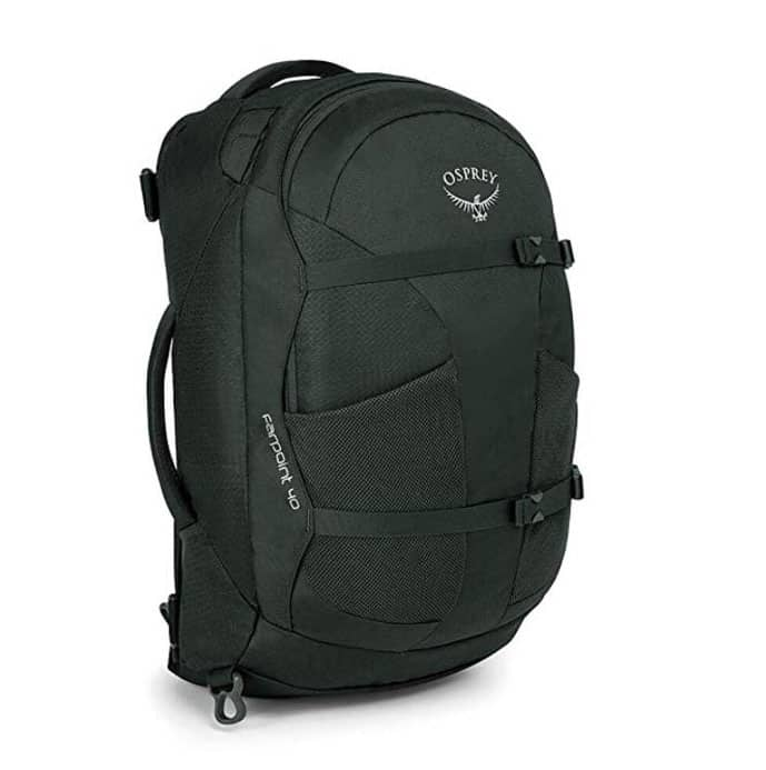 Osprey Farpoint is the best backpacking essential