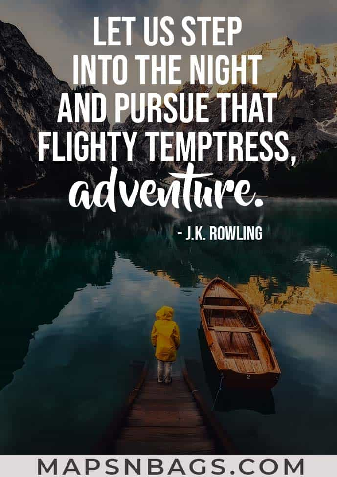 Unique Quotes About Adventure