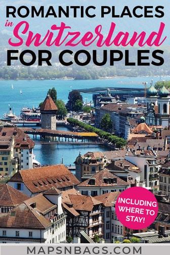 Switzerland honeymoon Pinterest graphic