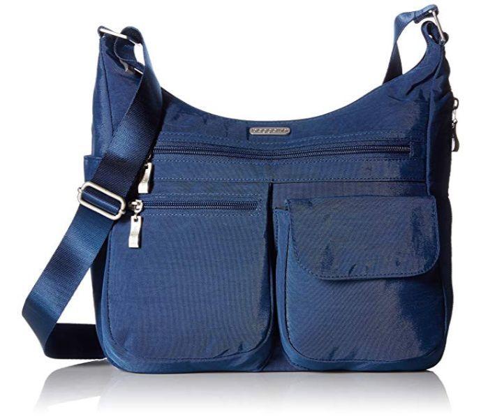 Baggallini anti-theft travel bag
