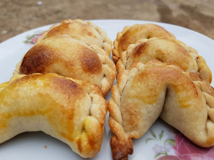 Empanadas are one of the reasons to visit Bolivia