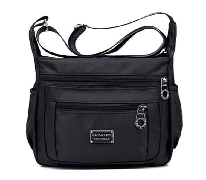 Travel handbag lightweight and safe