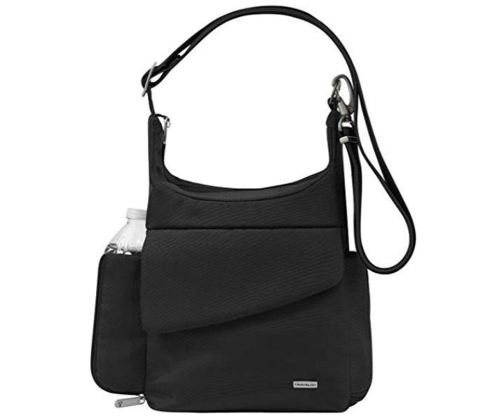 Travelon messenger travel handbag