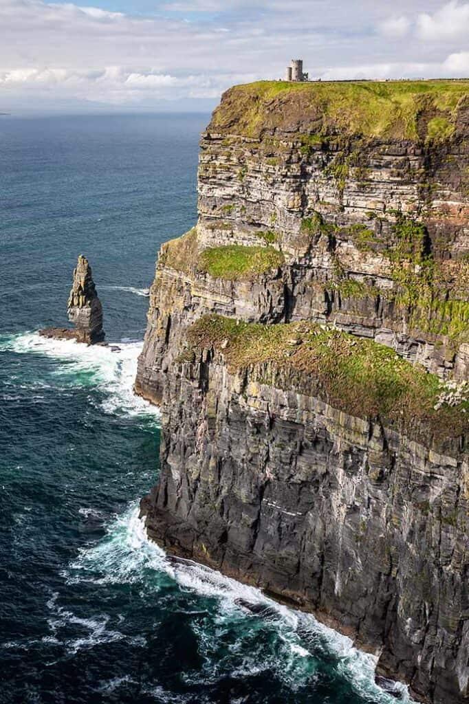 Cliffs of Moher near Doolin Ireland