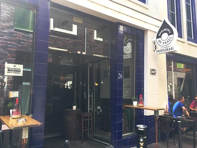 Visit De Prael Brewey in Amsterdam in 2 days