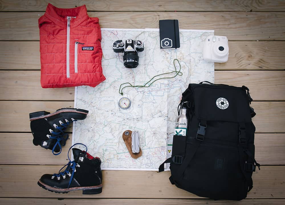 Travel tips and packing tips