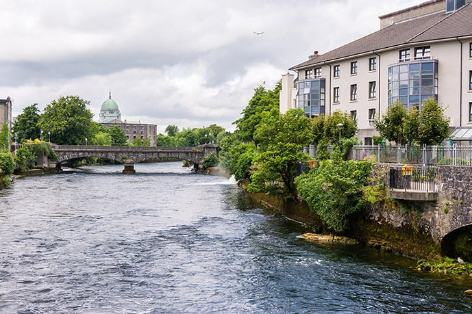 Where to stay in Galway near River Corrib
