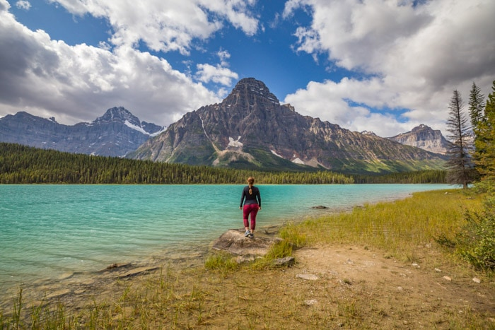 Jasper National Park is one of the most beautiful places in Canada