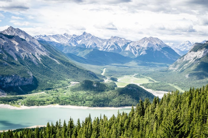 Kananaskis is one of the most beautiful places in Canada