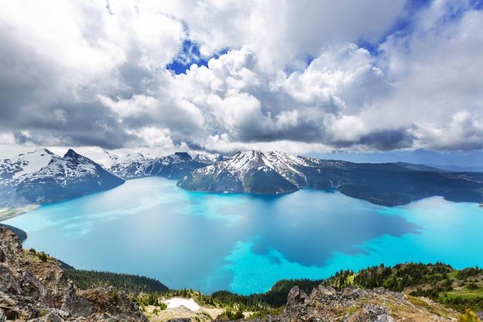 Garibaldi Lake near Whistler