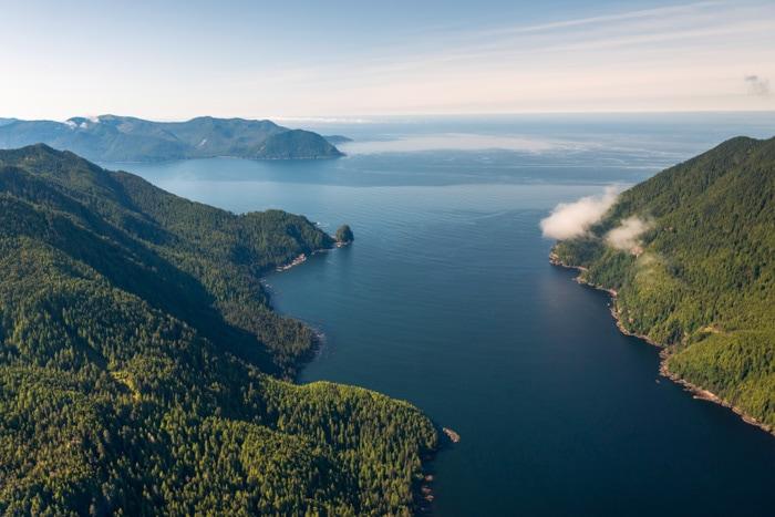 Haida Gwaii in British Columbia, Canada