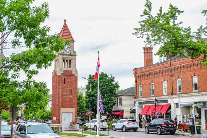 Niagara-on-the-Lake is one of the most beautiful places to visit in Canada