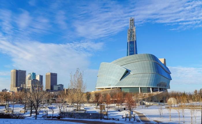 Winnipeg Museum in Manitoba
