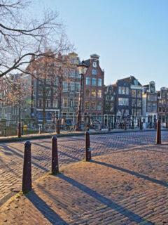 Brouwersgracht is a lovely street in Amsterdam