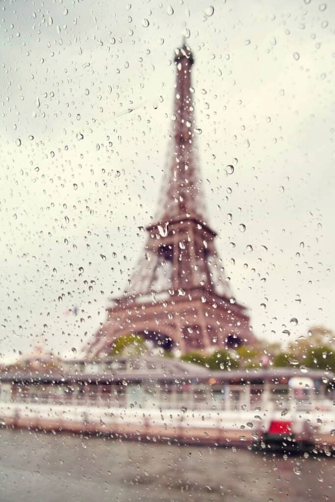 2-day Paris itinerary, rainy day