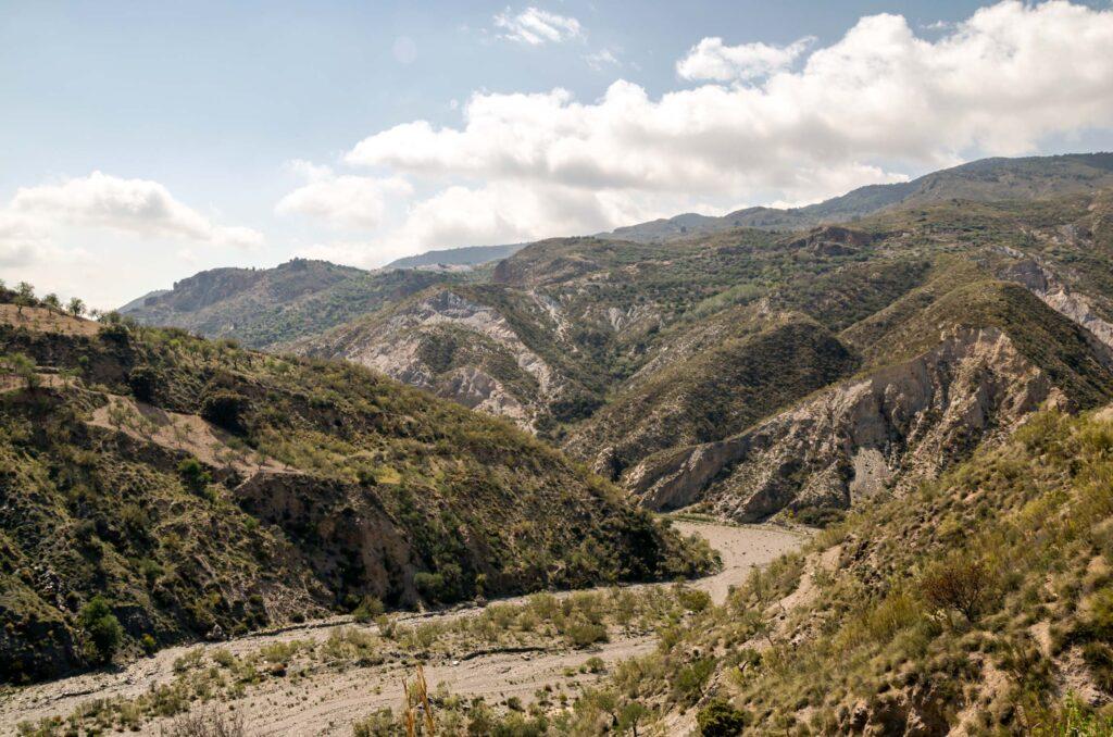 Sierra Nevada Mountains, Spain
