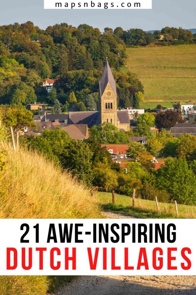 Awe-Inspiring Dutch Villages, Pinterest Graphic