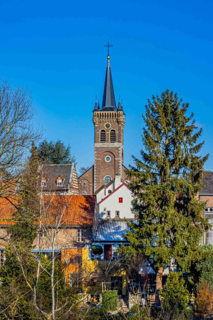 Elsloo is one of the beautiful  Dutch towns