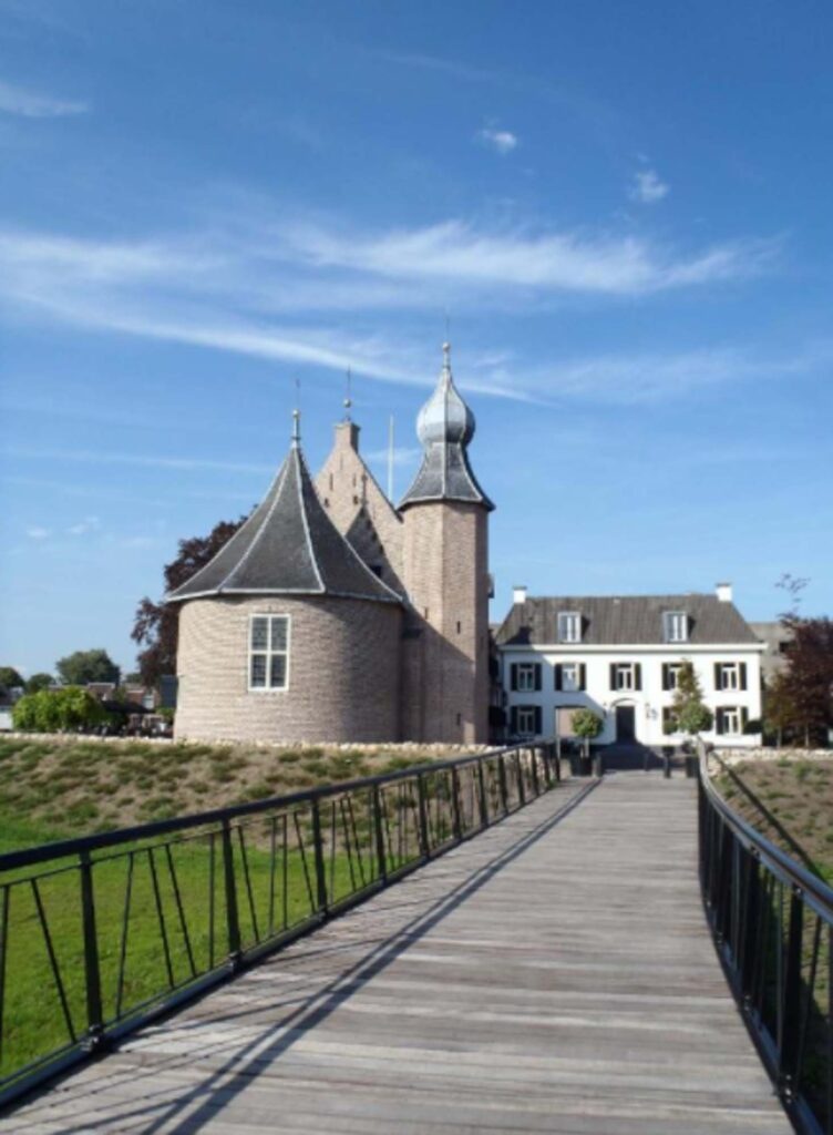 Castle Coevorden is one of the cozy castle hotels in the Netherlands