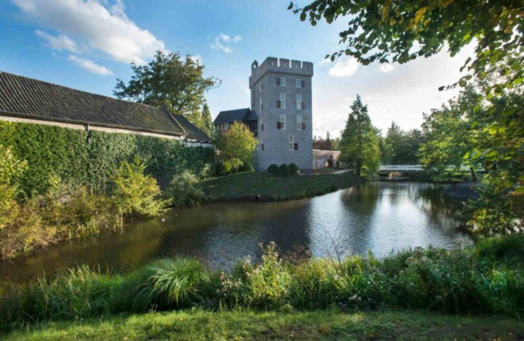 Castle Daelenbroeck is one of the charming Dutch castle hotels to stay in