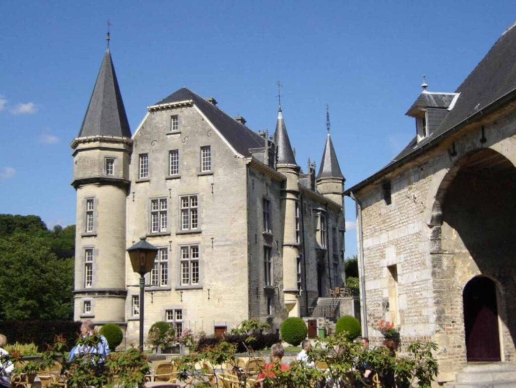 Castle Schaloen is one of the best Dutch castle hotels