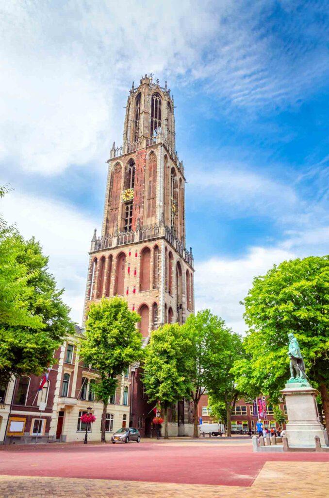 Utrecht is one of the beautiful Dutch cities