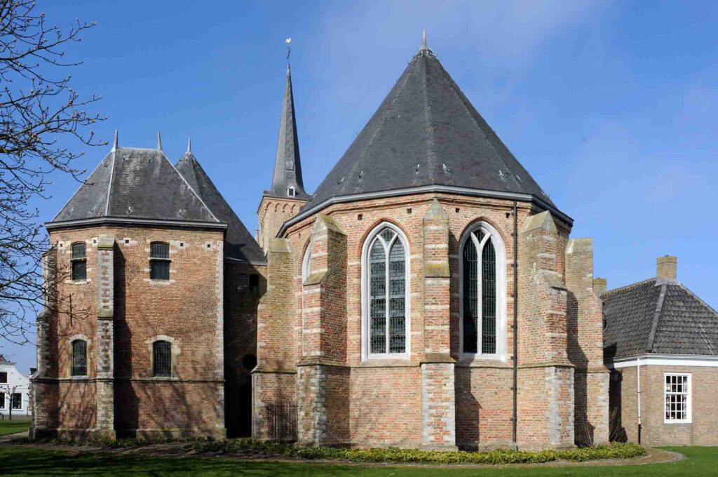 Dreischor is one of the best towns in the Netherlands