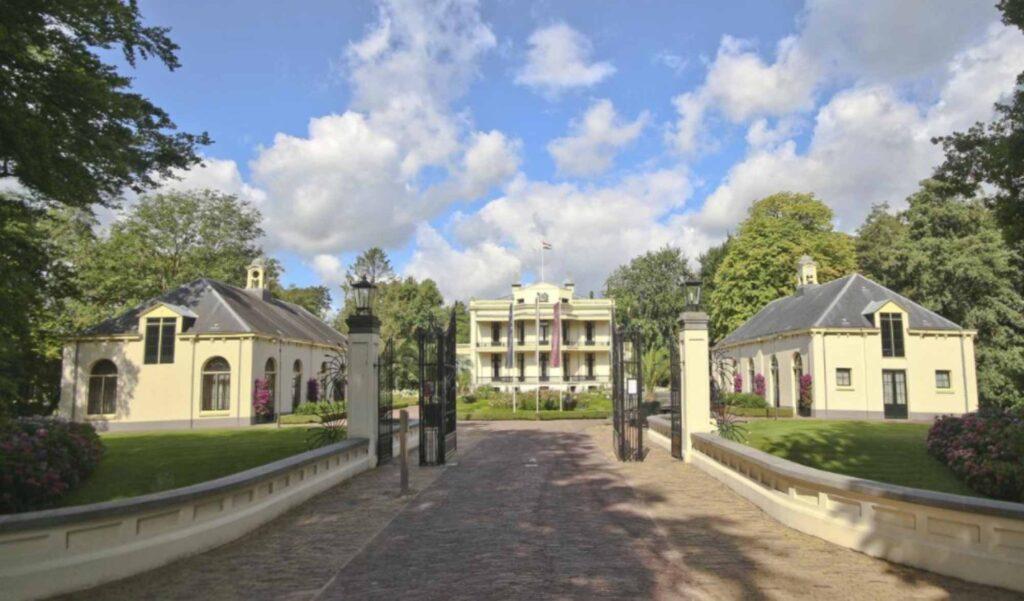 Kasteel De Vanenburg is one of the best castle hotels in the Netherlands