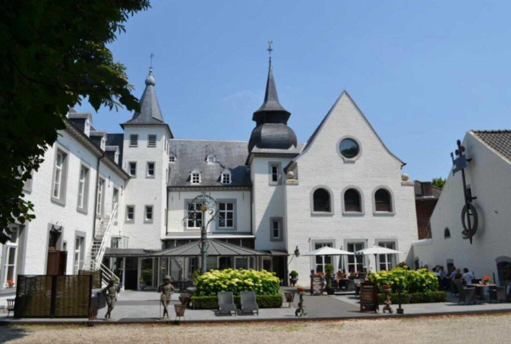 Kasteel Doenrade is one of the best Dutch castle hotels to stay in