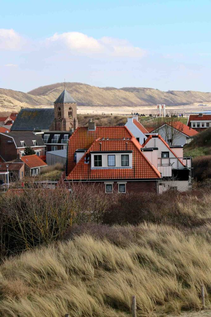 Zoutelande is one of the best Dutch towns