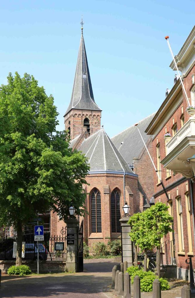 Wassenaar is one of the best  Dutch towns to visit