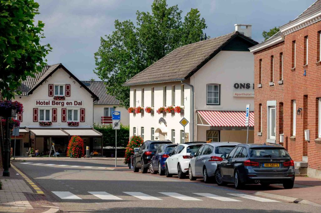 Epen is one of the charming Dutch villages not to miss