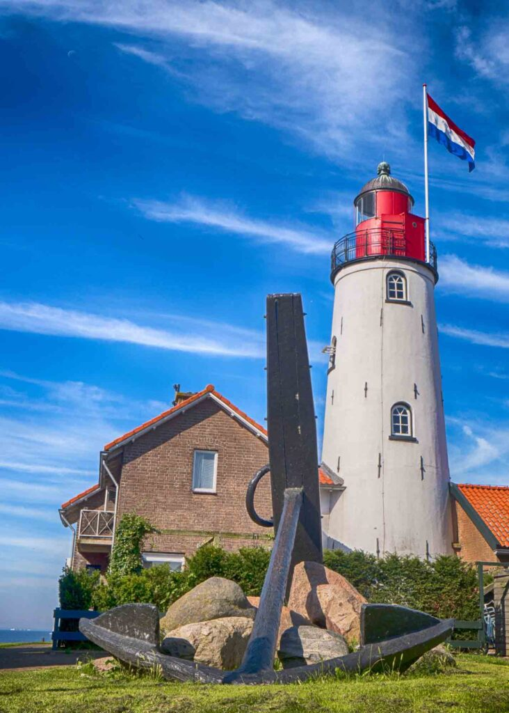 Urk is one of the best towns to visit in the Netherlands