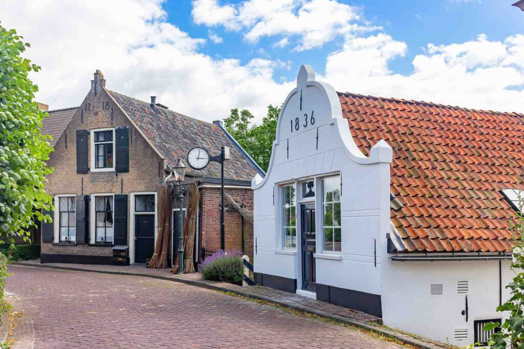 Drimmelen is one of the best Dutch villages to visit