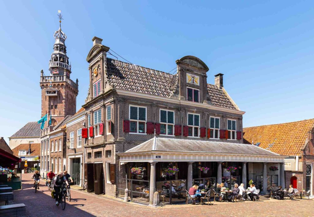 Monnickendam is one of the prettiest  Dutch towns