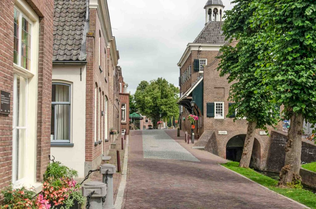 Nieuwpoort is one of the Dutch villages not to miss