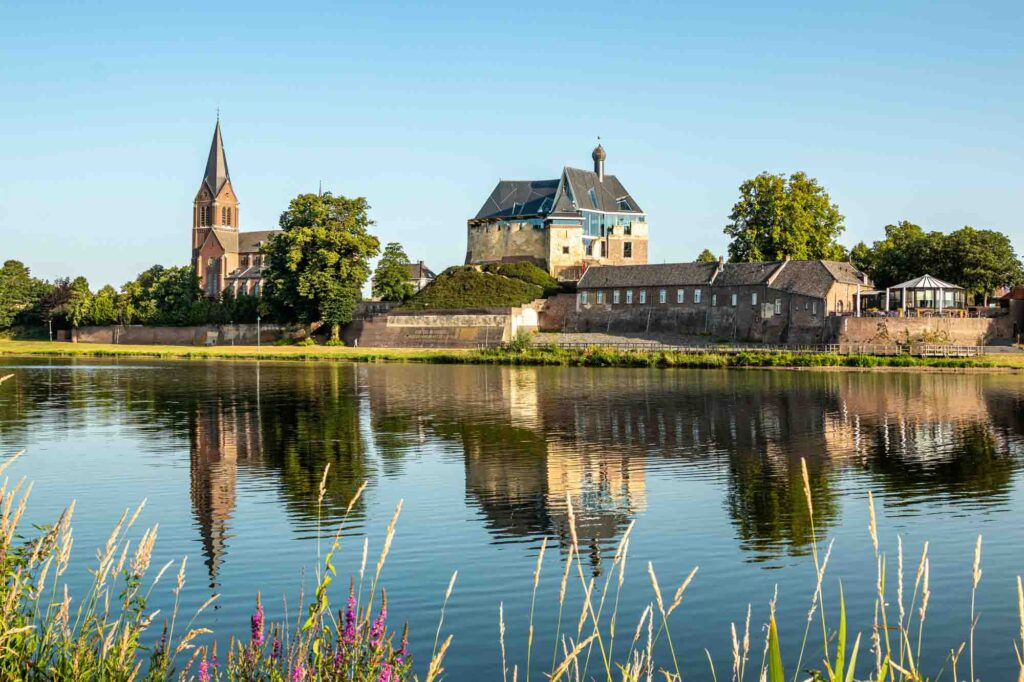 Kessel is one of the cute Dutch towns to visit while in the country