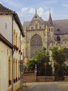 Thorn is one of the stunning Dutch towns not to miss