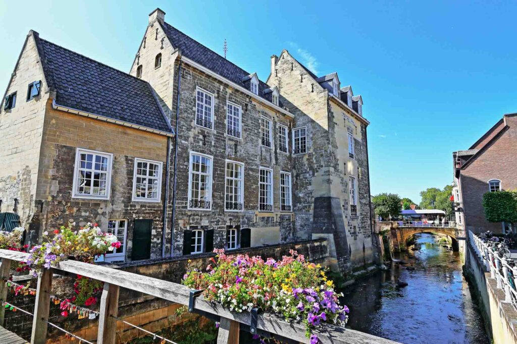 Valkenburg is one of the best towns in the Netherlands