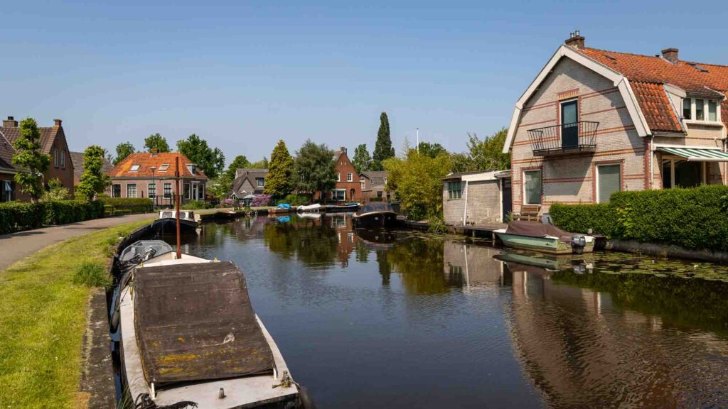 Abcoude is one of the cutest Dutch villages