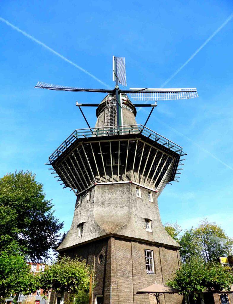 De Gooyer is one of the famous Dutch landmarks